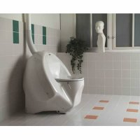 Naturum composting toilet