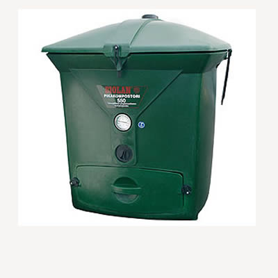 Commercial composter 550L - Click Image to Close